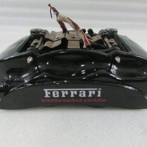 Ferrari-California-T-Rh-Right-Rear-Brake-Caliper-CCM-Black-Used-PN-311669-302615554701