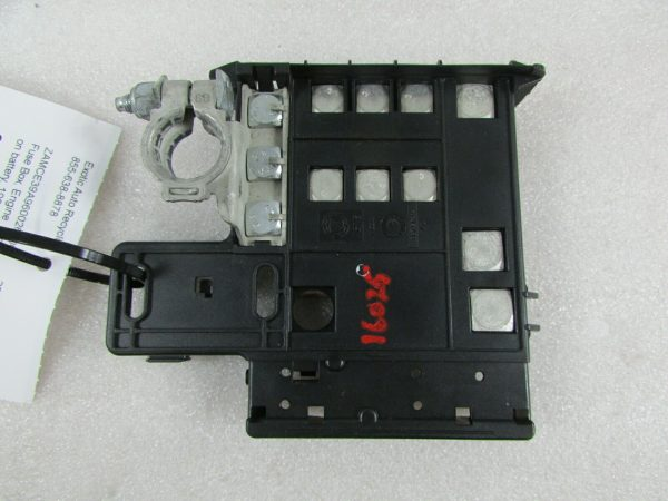 maserati quattroporte, on battery fuse box, used, p/n 199904  exotic auto recycling