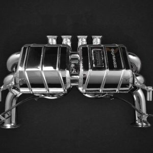 Lamborghini-Aventador-LP700-Capristo-Valved-Exhaust-System-New-292490344522