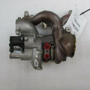 Maserati-Ghibli-LH-Exhaust-Manifold-w-Turbo-Used-PN-297712-122501800492