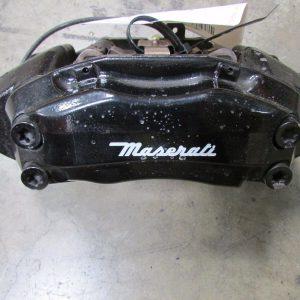Maserati-Granturismo-LH-Left-Front-Black-Brake-Caliper-Used-PN-197743-121863864962