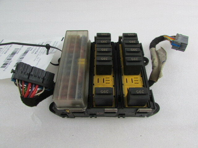 lamborghini gallardo, harness to engine control fuse box, used, p/n  400971258 - exotic auto recycling -
