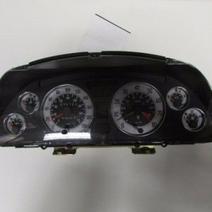 Maserati-M128-GT-Coupe-Speedometer-Head-Cluster-Used-PN-195741-302071304194