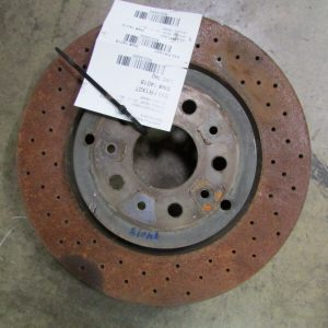 Ferrari-599-GTB-612-Scaglietti-Rear-Brake-Disc-Standard-PN-198488-Used-291583970875