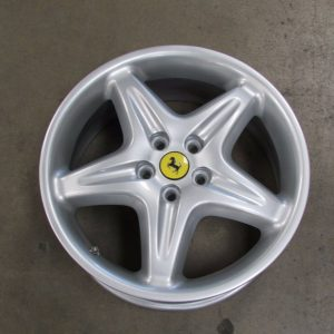 Ferrari-355-19-Front-Wheel-Rim-Grey-Reconditioned-PN-166475-291478465976