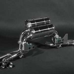 Ferrari-430-Capristo-Valved-Exhaust-System-New-121688804716