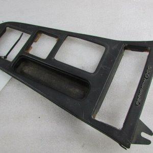 Ferrari-550-Front-Console-Upper-Trim-Panel-Black-Used-Damaged-PN-647054-122492736866