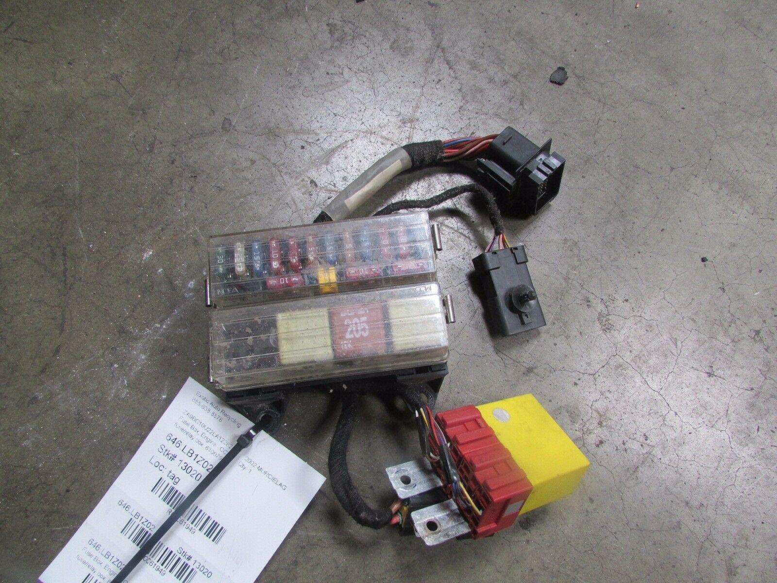 Lamborghini Murcielago, Fuse/Relay Box, Fuse Box, Used, P/N 61007933 on switch box, cover box, generator box, the last of us box, tube box, relay box, layout for hexagonal box, power box, four box, meter box, junction box, style box, case box, ground box, circuit box, dark box, breaker box, watch dogs box, clip box, transformer box,
