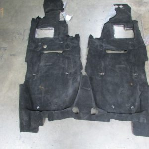 Maserati-Coupe-Front-Carpet-One-Piece-Black-Used-PN-981305500-302075912196