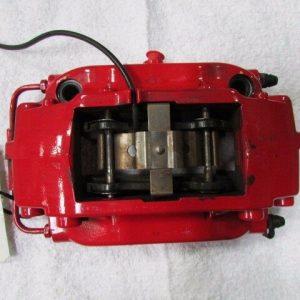 Maserati-Granturismo-LH-Left-Rear-Brake-Caliper-Red-Used-291875984656