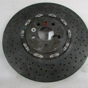 Ferrari-California-Front-Brake-Rotor-Carbon-CeramicCCM-Used-PN-257101-247233-292158255097
