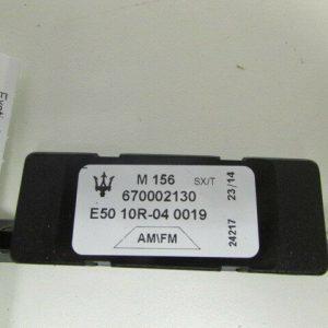 Maserati-Ghibli-AMFM-Antenna-Amplifier-Amp-PN-670002130-292047252617