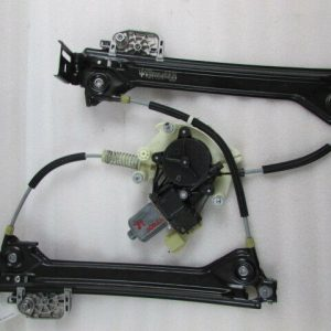 Maserati-Ghibli-LH-Left-Rear-Door-Window-Regulator-Used-PN-670030023-292394500837