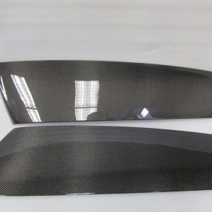 2009-2012-Lamborghini-Gallardo-Carbon-Fiber-Quarter-Panel-Trim-Pair-2x2-121870046768