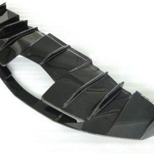 Lamborghini-Aventador-Carbon-Fiber-Rear-Lower-Diffuser-2x2-Weave-Pattern-New-292224683908