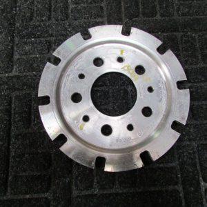 Ferrari-360-Challenge-Front-Carbon-Ceramic-Brake-Rotor-Hat-Used-PN-183238-301780923329