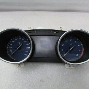 Maserati-Ghibli-Speedometer-Head-Cluster-Used-PN-670009778-302259613739